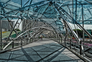 Helix Bridge | by chooyutshing