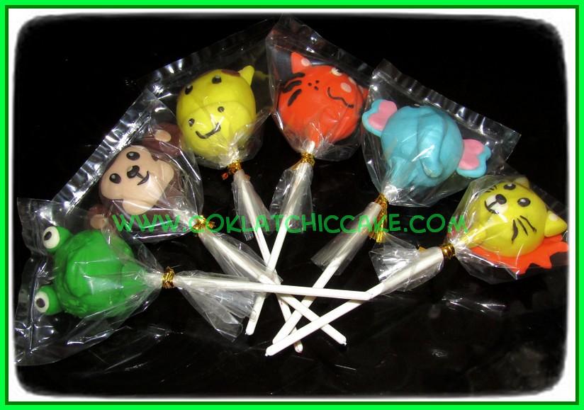 cakepop animal