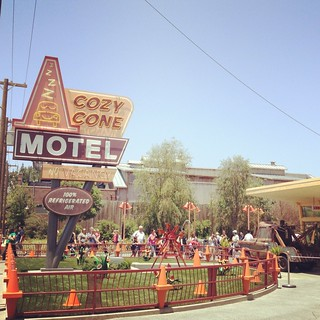 Cozy Cone Motel | by Kirsten Marie Hutton