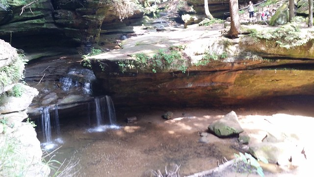 Old Man Cave, Hocking Hills