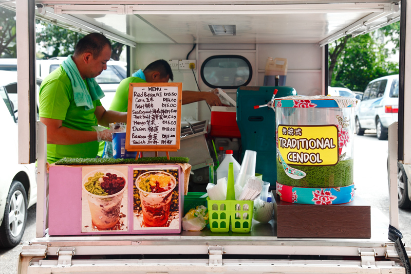 Kepong Traditional Cendol Food Truck