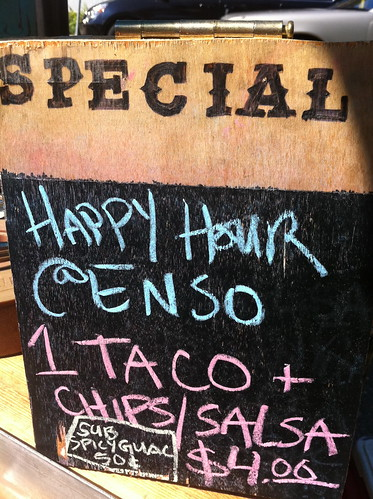 Enso Happy Hour fun | by Taco Pedaler