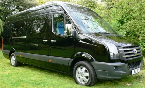 Luxury Splitter Vans for Hire- Driving You Crazy 2012 | by Iron Man Records