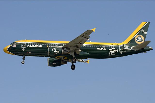 Airasia Airbus A320 (9M-AFY) DSC4397