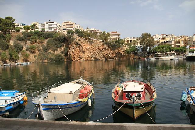 Agios Nikolaos Boats