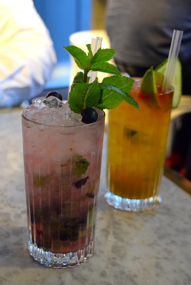 Cocktails at Le Bab, Soho | www.rachelphipps.com @rachelphipps