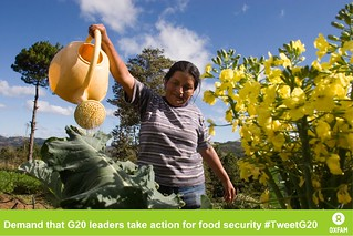 Food Security | by Oxfam International