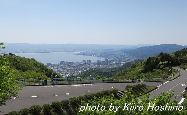 比叡山ドライブ、ブログ画像