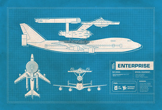 Enterprise | by Doug Pedersen Art
