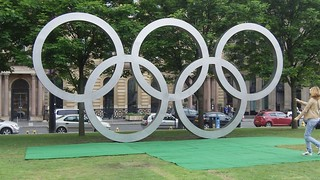 Olympic Rings | by 2014lovessocial