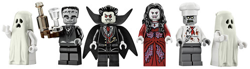 Lego Monsters | by fbtb