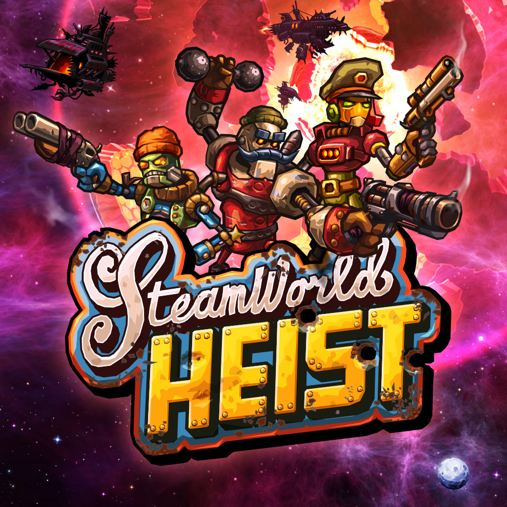 Steamworld Heist - Cross Buy