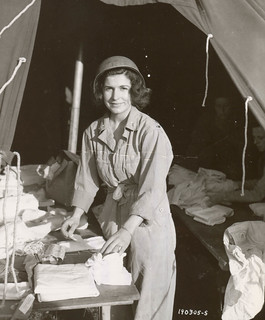 D-Day nurse | by The National WWII Museum