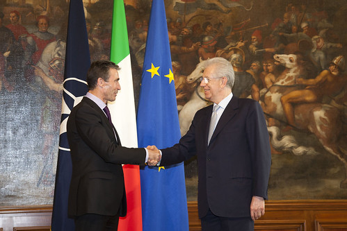 Secretary General Visits Rome | by NATO
