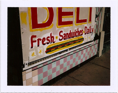 Deli | by Polaroid SF