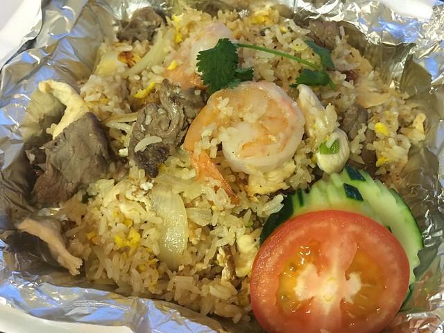 Chada fried rice - Chada Thai Cuisine