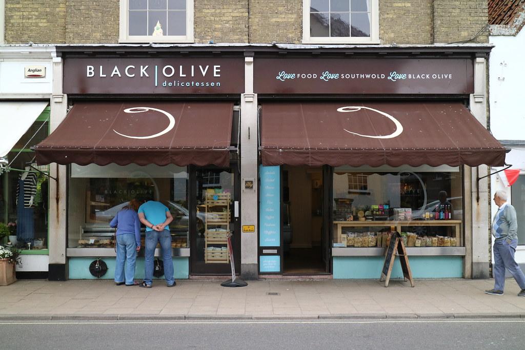 Black Olive Southwold