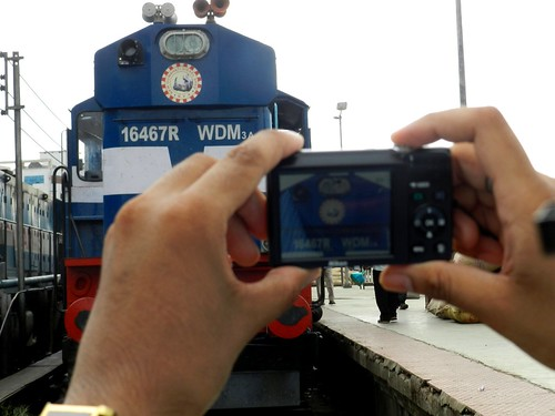 Double click of the NGC Rhino in WDM3D livery | by Dr. Santulan Mahanta