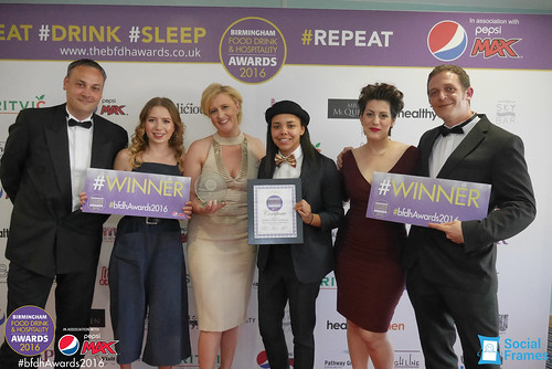 Birmingham Food, Drink and Hospitality Awards 2016