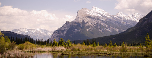 Mount Rundle. | by Chri*C