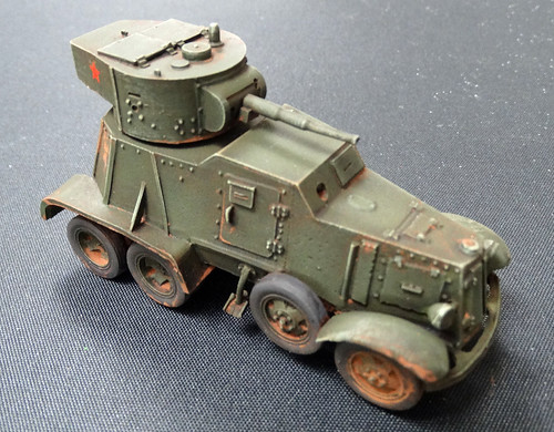 Bolt Action - Soviet Vehicles