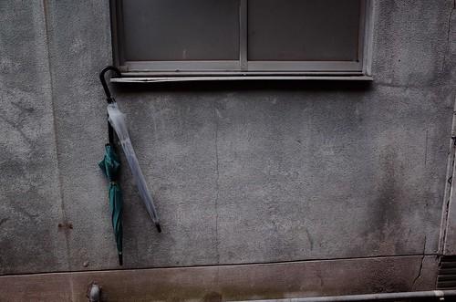 高松という見知らぬ街の中で昭和なものを見つけてシャッターを切る。