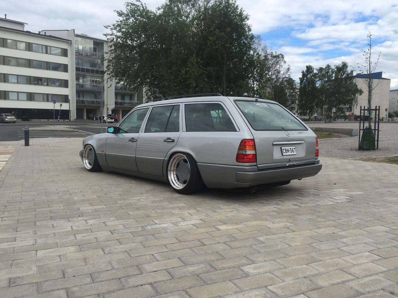 temeee.: Ex S124 & BMW E38 27737426122_e4eda7cf91_h