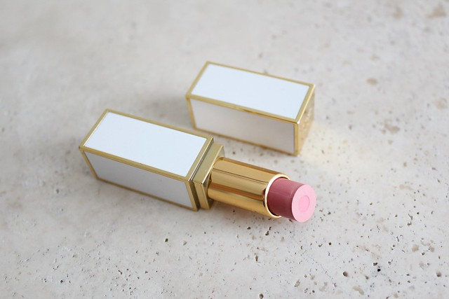 Tom Ford Moisturecore Lip Colours Mustique review and swatch