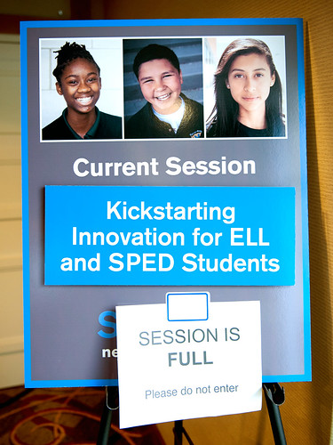 Kickstarting Innovation for ELL and SPED Students | by NewSchools Venture Fund