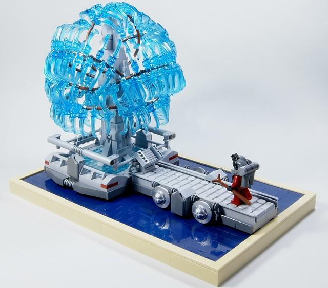 LEGO - The Journey - Science-fiction et fantastique