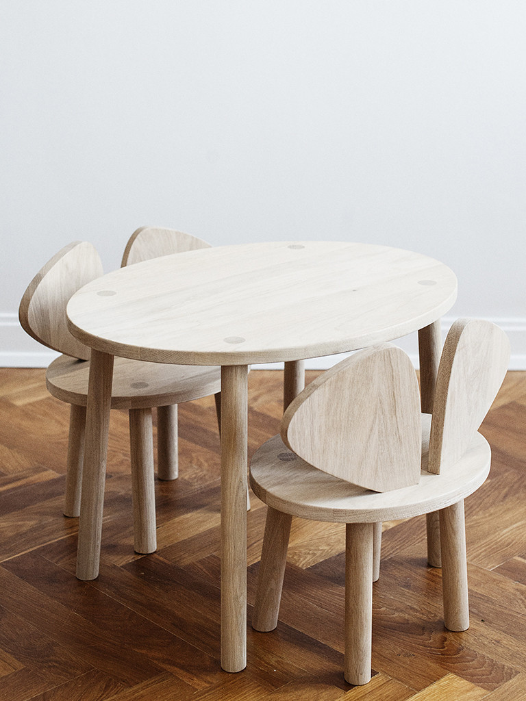 nofred mouse chair&table