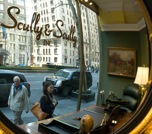 The Window Shopper at Scully and Scully | by chuckthewriter