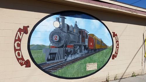 NCO Mural
