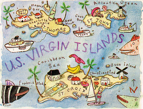 An old Virgin Islands Clipping I've said for many years! | by MyLastBite