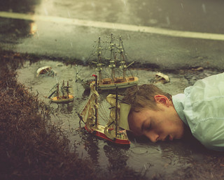 Sinking Captain | by Kyle.Thompson