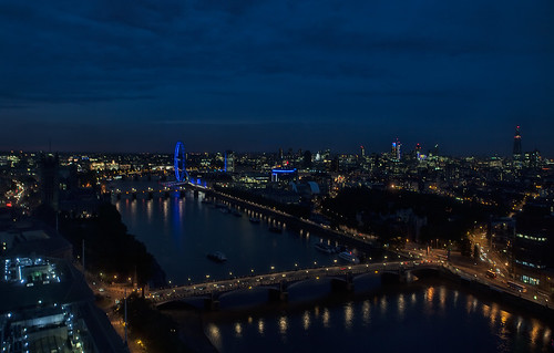 Silky London twilight | by paul_clarke