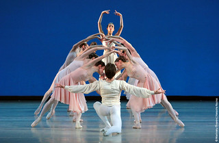Ballet Imperial by Tchaikovsky/Balanchine at the Mariinsky Theatre | 22.03.2012 | by Mariinsky Theatre