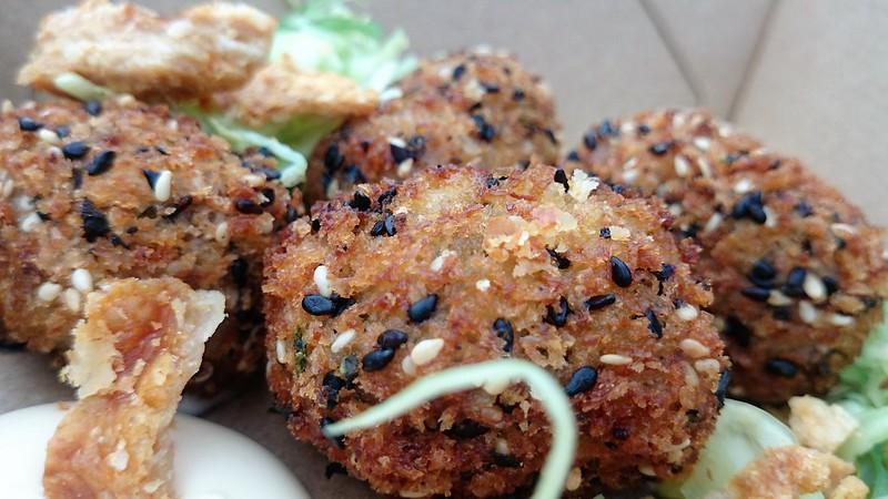 citywineporkbites herb faust food
