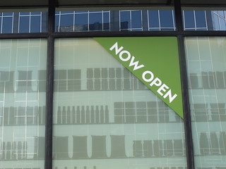 Little Waitrose - Birmingham Snow Hill - Colmore Row - Now open - sign | by ell brown