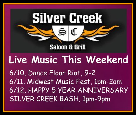 Silver Creek Poster 6-10-16