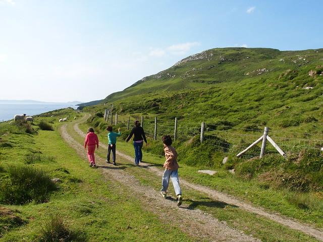 Cleggan Head