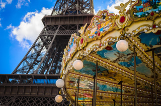 The Eiffel Carousel | by Plotz Photography