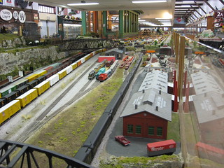 10 Exceptional Model Railway Layouts | model train layouts, Mario's
