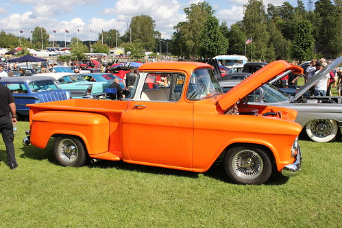 Classic Chevrolet Pickup Truck | by Drontfarmaren