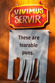 Tearable Puns | by Michael Holden