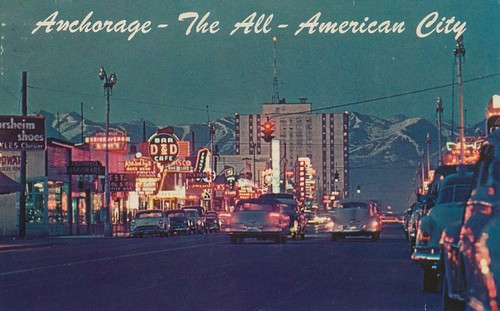 Anchorage, Alaska | by The Cardboard America Archives