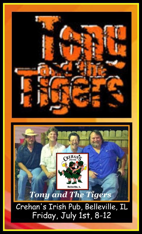 Tony and The Tigers 7-1-16