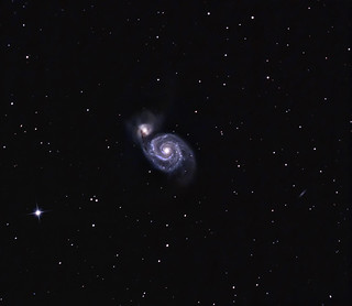A Little Whirlpool M51 15 April 2012 + | by BudgetAstro