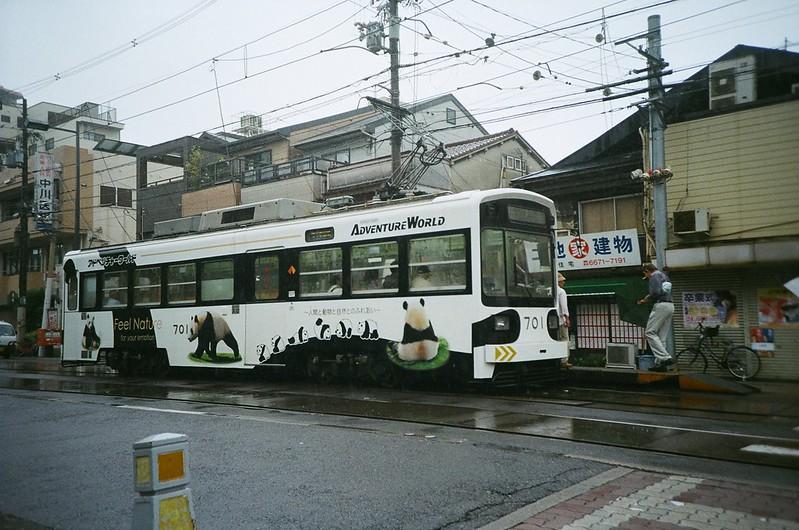 大阪:路面電車