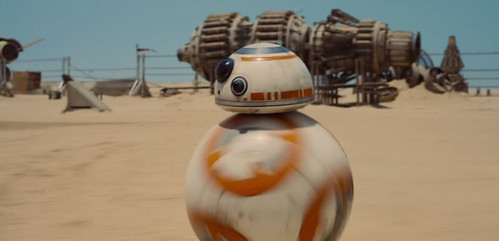 Star Wars - Episode VII - The Force Awakens - screenshot 4